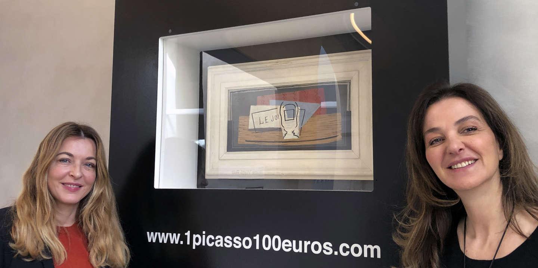 S'offrir un Picasso… pour 100 euros