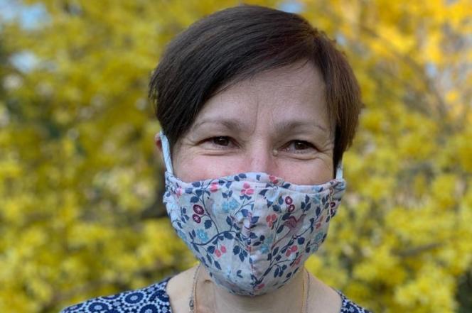 Géraldine Morel, sage-femme en hôpital privé et en libéral dans la région d'Annecy (Haute-Savoie).