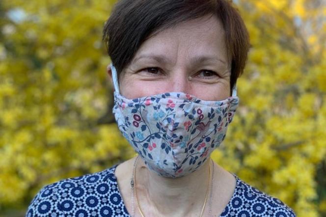 Géraldine Morel, sage-femme en hôpital privé et en libéral dans la région d'Annecy (Haute-Savoie)