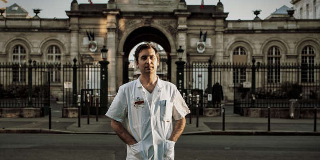 «Indirectement, l'épidémie contamine tout»: les jours sans répit d'un urgentiste parisien