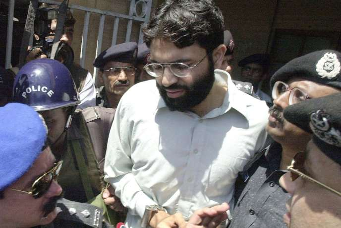 L'Anglo-Pakistanais Cheikh Omar, à Karachi, le 29 mars 2002.