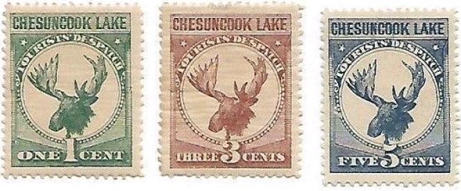 « Chesuncook Lake/Tourists Despatch »
