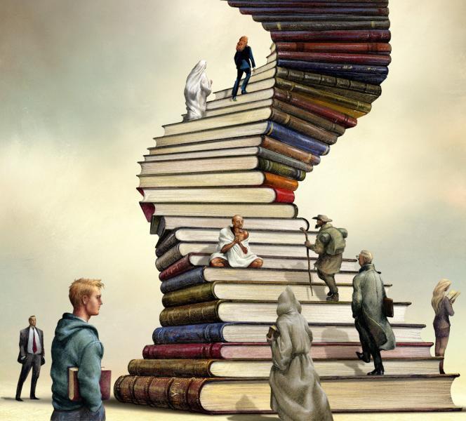 «On espère des utopies nouvelles, on rêve d'autosuffisance, d'air pur et de finir nos lectures.»