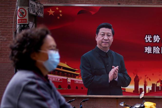 A Shanghaï, le 12 mars.