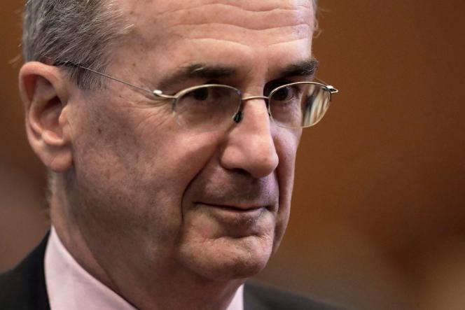 En juin 2019, Francois Villeroy de Galhau, le gouverneur de la Banque de France.