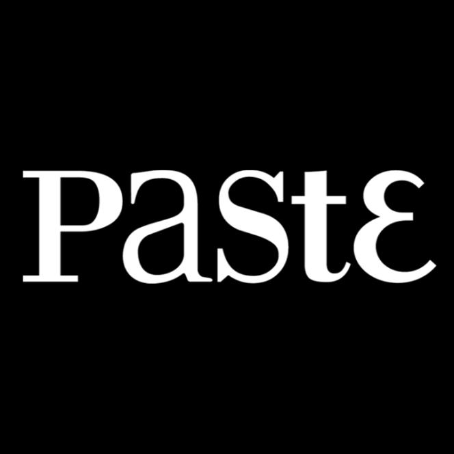 Logo du magazine en ligne américain «Paste».