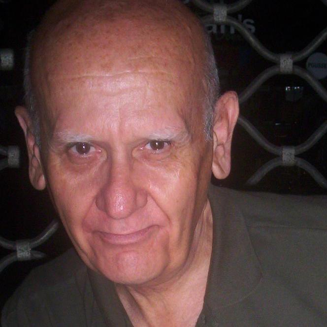 Le dessinateur argentin Juan Gimenez.
