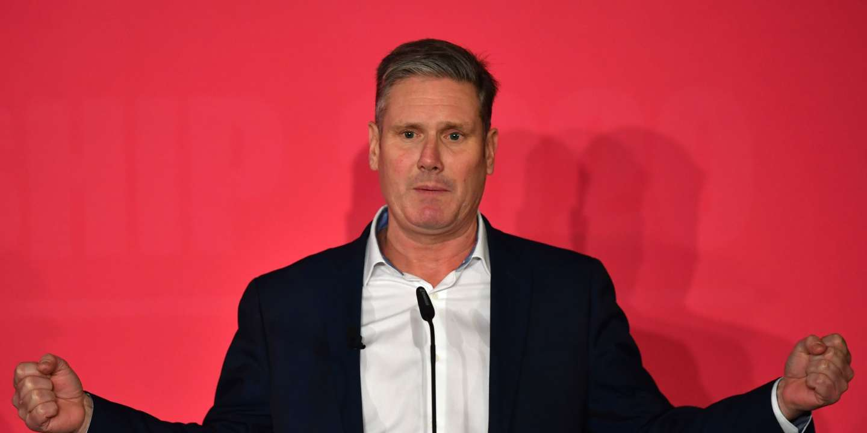 Keir Starmer élu àlatête duParti travailliste britannique