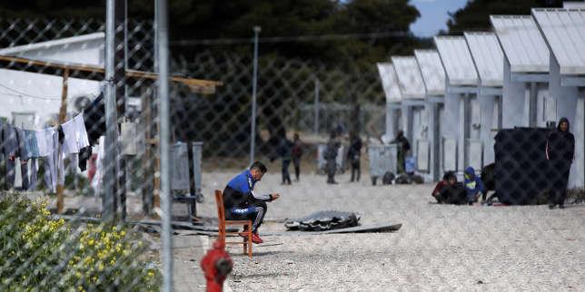 Premiers cas de coronavirus dans un camp de migrants au nord d'Athènes