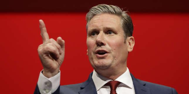 Keir Starmer, nouveau leader expérimenté et rassembleur du Parti travailliste britannique