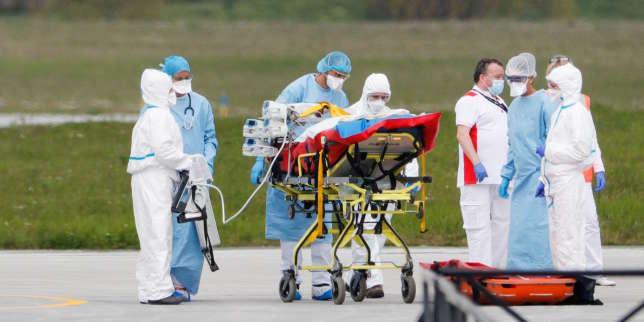 Coronavirus: dans les hôpitaux d'Ile-de-France, la semaine la plus longue