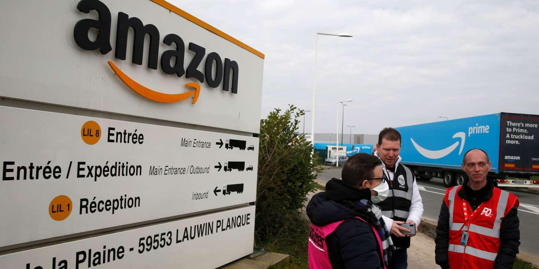Coronavirus: «La mise en demeure d'Amazon confirme tout ce que nous disions»