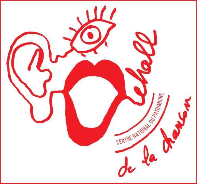 Le logo du Hall de la chanson.