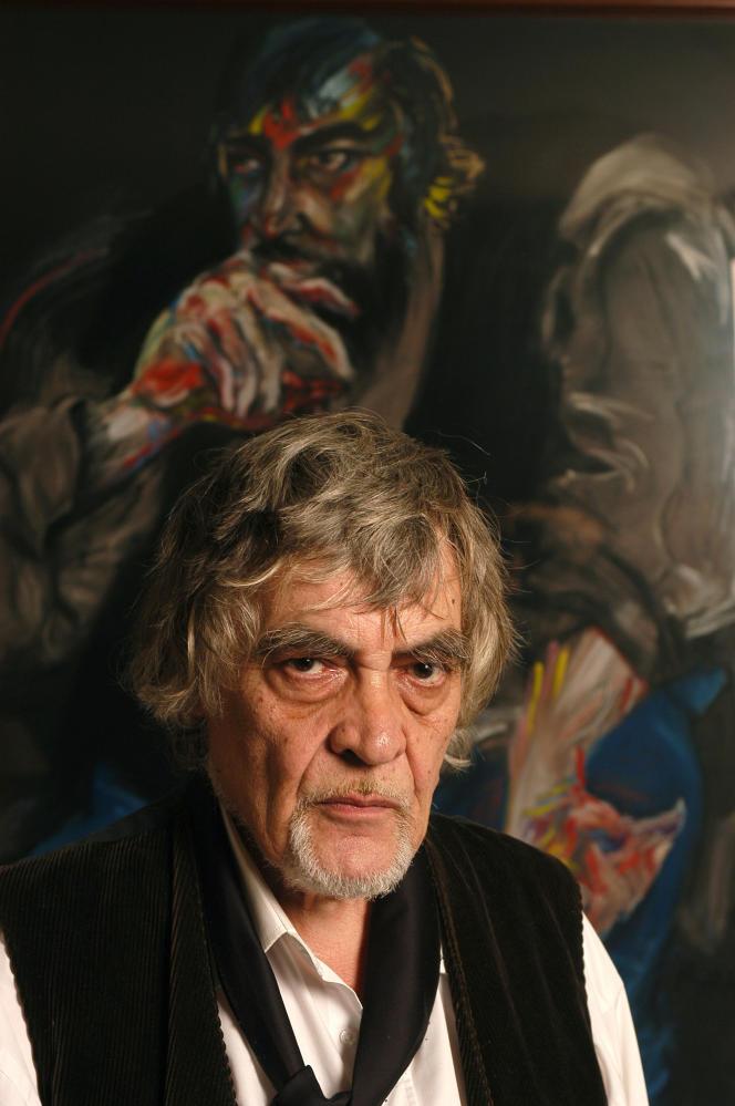 Marcel Moreau en 2005.