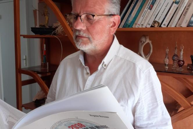 Pierre Loisel, aide-soignant, groupe hospitalier Bretagne-Sud, Lorient (Morbihan).