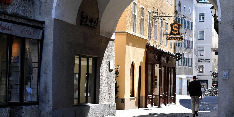 L'Autriche, premier pays d'Europe à annoncer une réouverture des commerces
