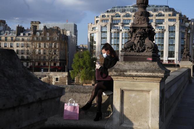 A Paris, le 18 mars.