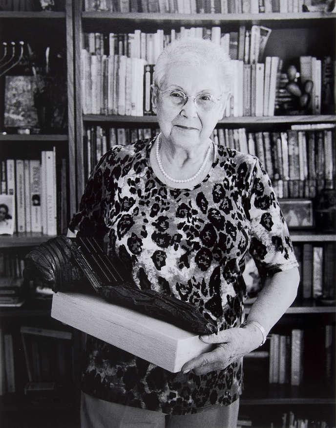 Frida Wattenberg en1999.