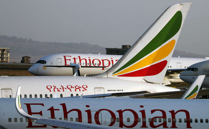 Coronavirus : Ethiopian Airlines a déjà perdu un demi-milliard de ...