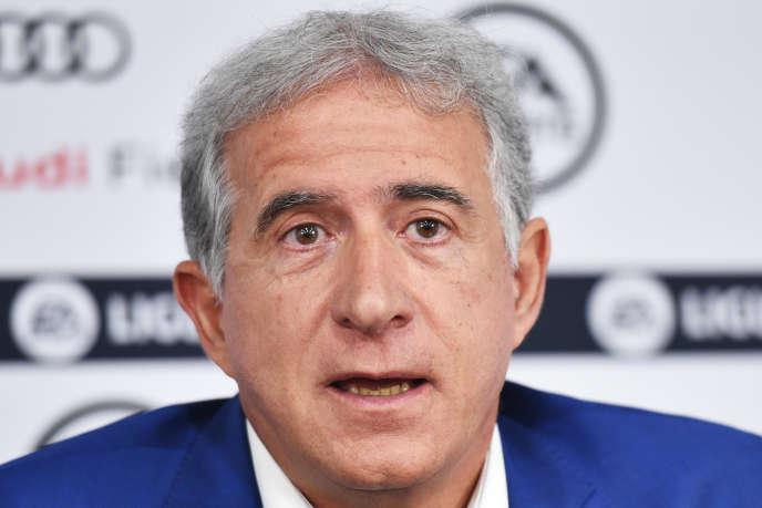 Bernard Caïazzo, en mai 2019.