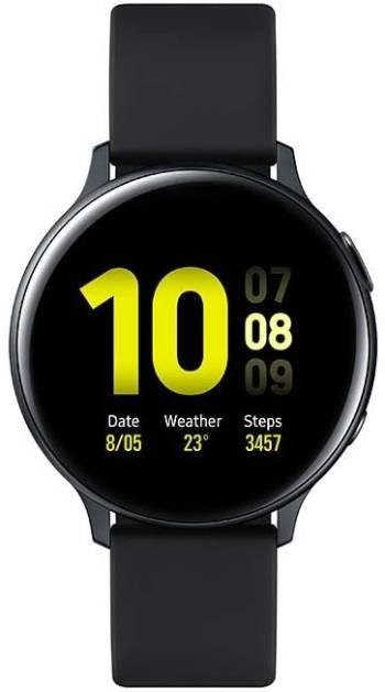 Une montre connectée jolie et performante La Galaxy Watch Active2 de Samsung (44mm)