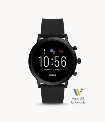 Une bonne smartwatch pour Android avec intégration Google La Gen 5 de Fossil