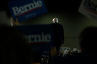 Bernie Sanders en campagne à Detroit, dans le Michigan, le 6 mars.