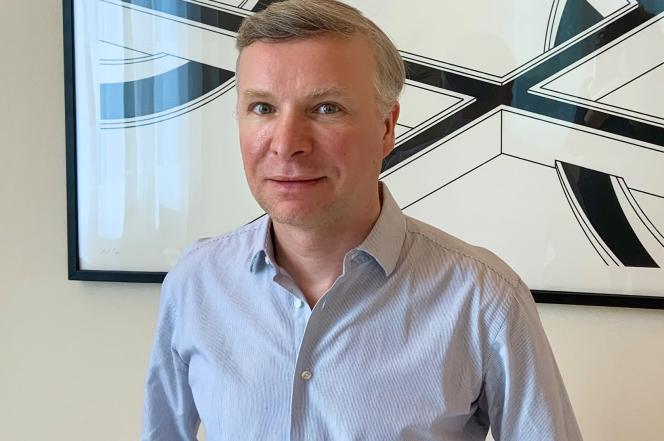Yann Bubien, directeur général du CHU de Bordeaux (Gironde).