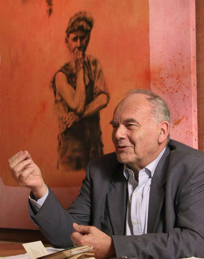 Henri Madelin, ancien provincial de France de la Compagnie de Jésus et directeur de la revue «Etudes».