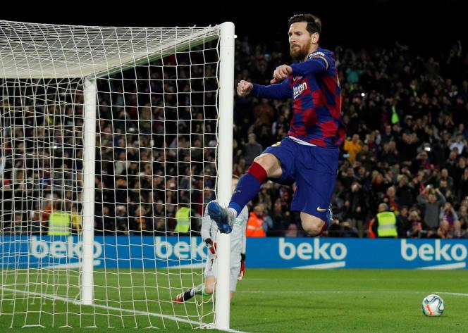 Lionel Messi et le FC Barcelone, comme les autres joueurs et clubs, vont pouvoir reprendre le chemin des terrains.