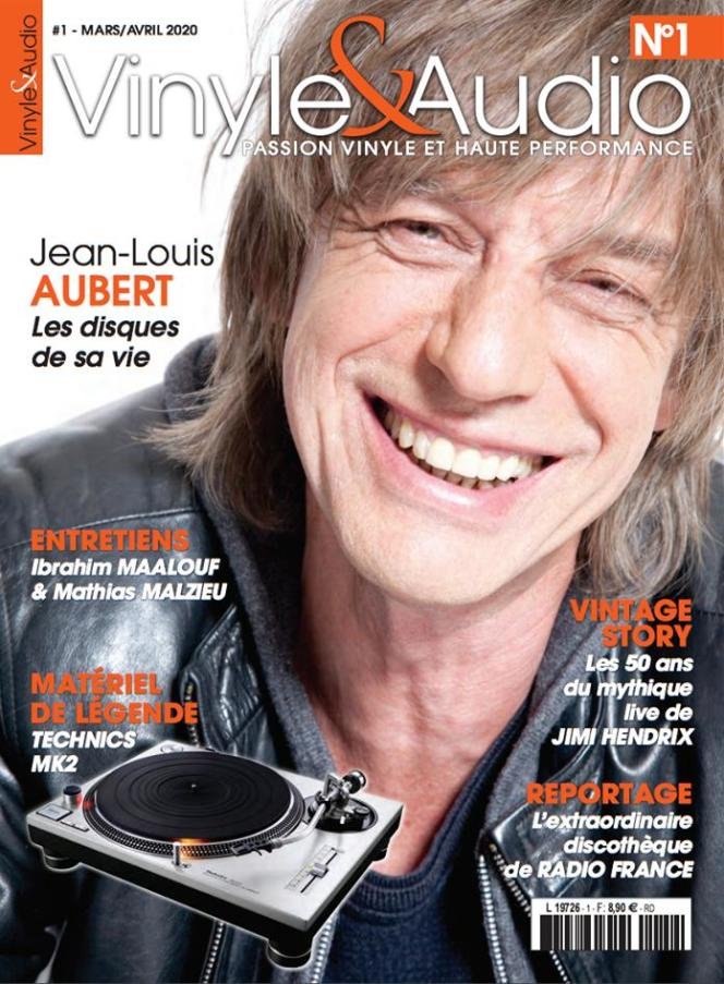 Couverture du magazine « Vinyle & Audio ».