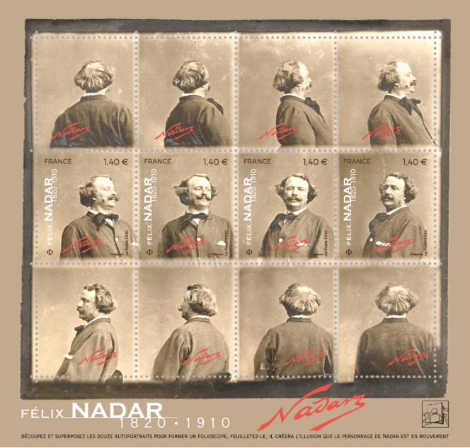 Feuillet« Nadar», vente maintenue le 6 avril.