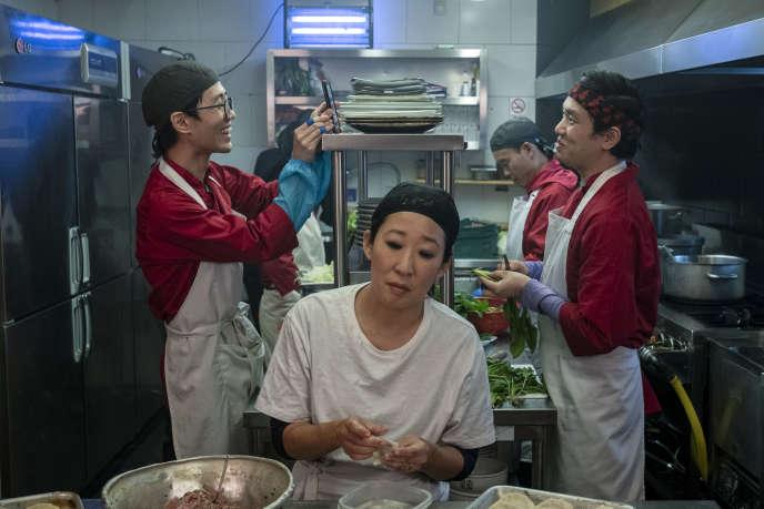 Eve Polastri, interprétée par Sandra Oh, dans la saison 3 de «Killing Eve».