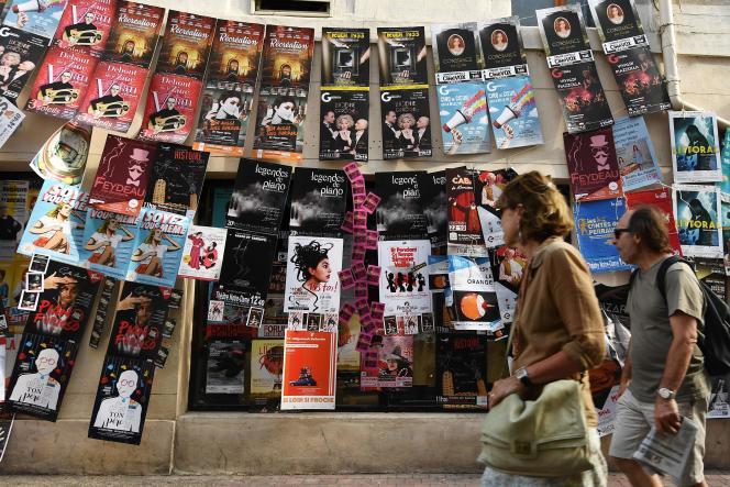 Lors de l'édition 2020 du «off» d'Avignon auraient dû être programmés 1600 spectacles, proposés par 1000 compagnies, dans 140 théâtres regroupant eux-mêmes 200 salles.