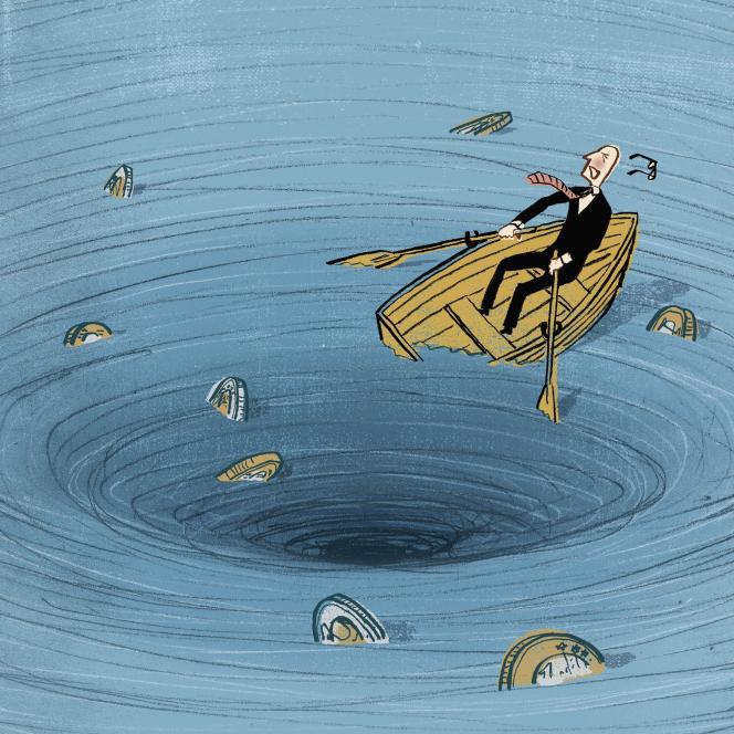 Les banques facturent des commissions d'intervention qui font grimper la note.