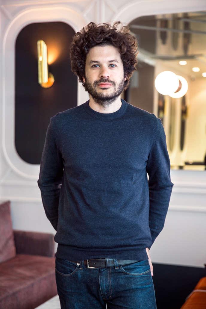 Adrien Gloaguen, fondateur de Touriste.