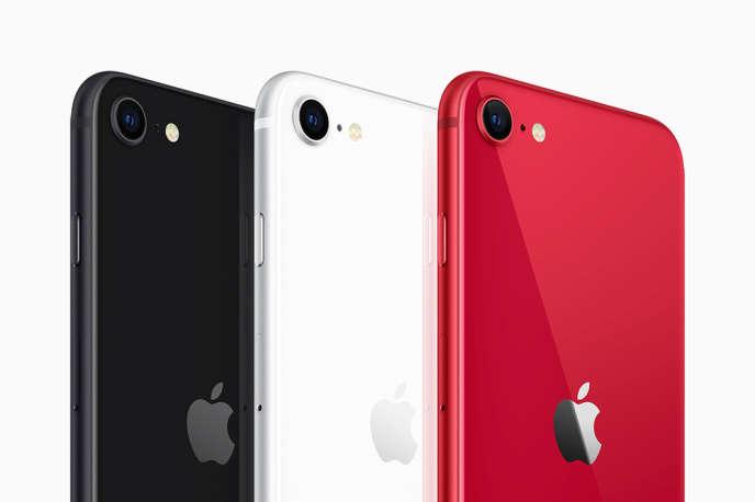 Apple lance un nouvel iPhone SE, son modèle le « plus abordable »
