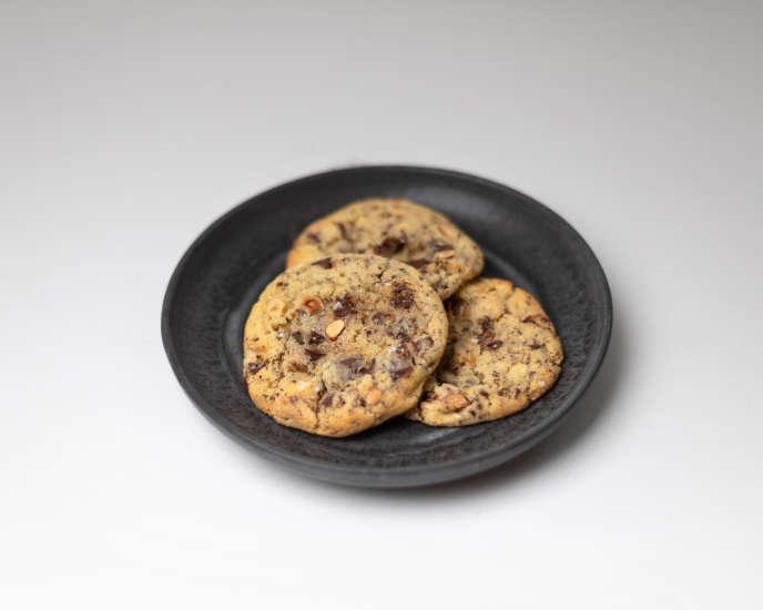 Les cookies d'Alexia Soyeux.