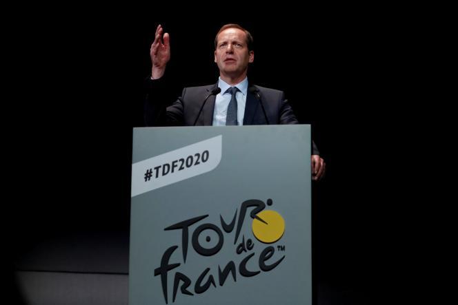 Le Tour de France doit théoriquement s'élancer le 29 août de Nice, les cérémonies accompagnant ce départ devant débuter deux jours plus tôt.