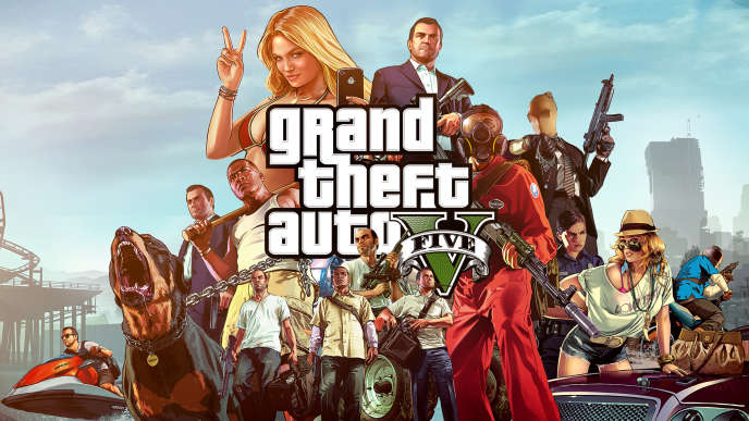 Rockstar Games est notamment connu pour sa série«Grand Theft Auto».