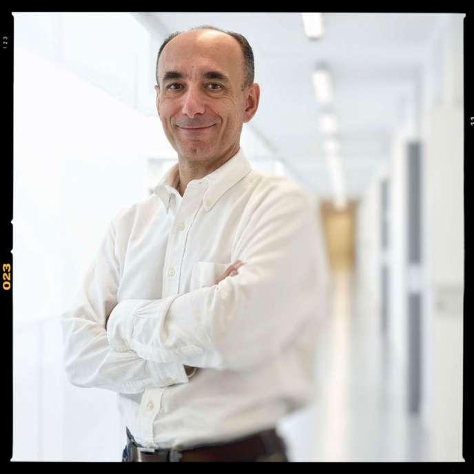Le professeur Jean-Laurent Casanova, co-directeur de l'Institut Imagine, Université de Paris, Inserm.