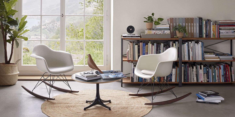 ArmchairRAR,Design Charles & Ray Eames, Vitra.