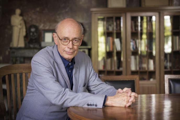 Jacques De Decker, en juin 2019.