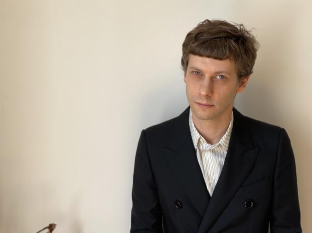 Benjamin Simmenauer,professeur à l'Institut français de la mode