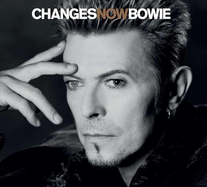 Pochette de l'album«ChangesNowBowie».