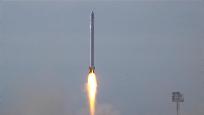 Un satellite militaire Nour a été lancé depuis l'Iran, le 22 avril, selon les gardiens de la révolution.