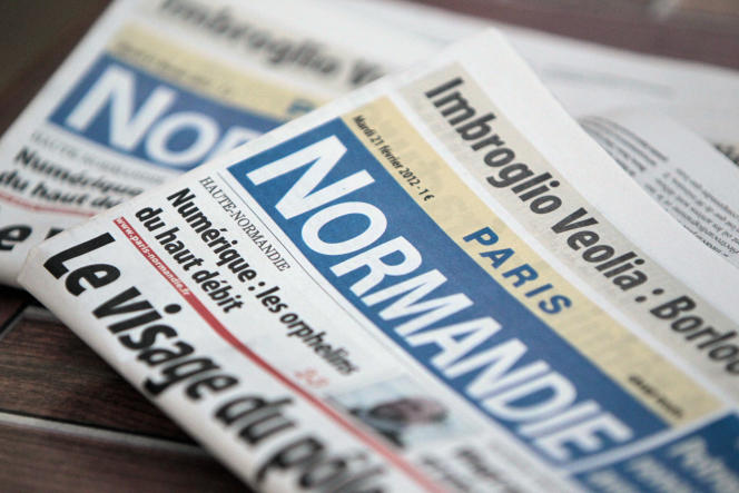 Le quotidien, seul présent en Seine-Maritime et dans l'Eure, est en difficulté chronique depuis plusieurs années.