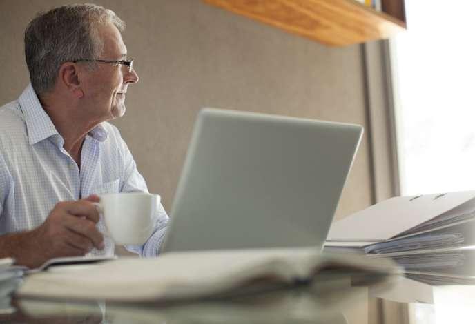 Le service de demande unique de retraite en ligne est accessible à partir du site Info-retraite.fr.