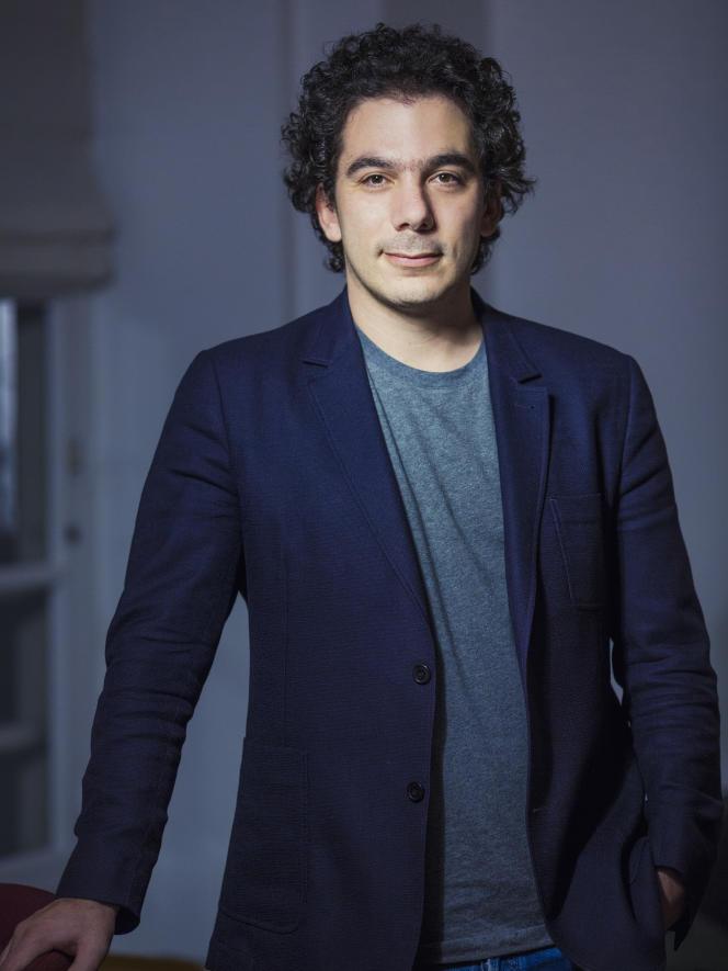 Nathanaël Karmitz, en février 2019.