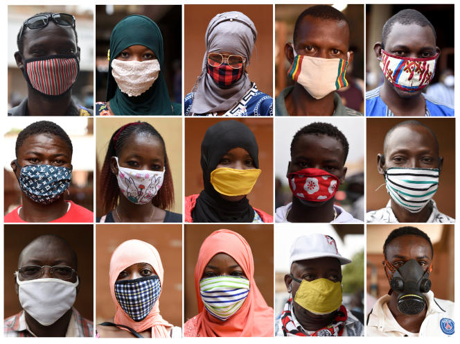 A Ouagadougou, le 20 avril 2020.